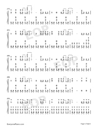 Running-Numbered-Musical-Notation-Preview-5