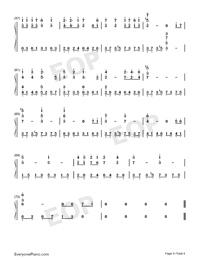 Infernal Affairs Free Piano Sheet Music & Piano Chords