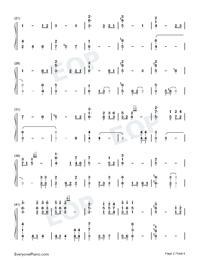 エウテルペ両手略譜プレビュー2
