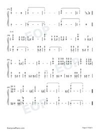 エウテルペ両手略譜プレビュー4