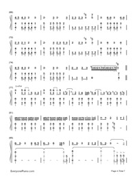 World`s End Dancehall-Numbered-Musical-Notation-Preview-4