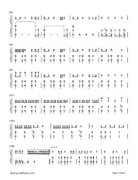 World`s End Dancehall-Numbered-Musical-Notation-Preview-5