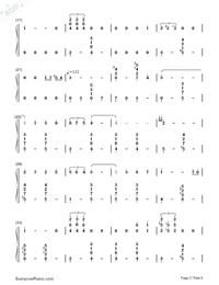 Ballade-ENCORE-Numbered-Musical-Notation-Preview-2