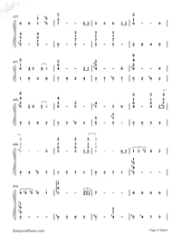 Ballade-ENCORE-Numbered-Musical-Notation-Preview-3