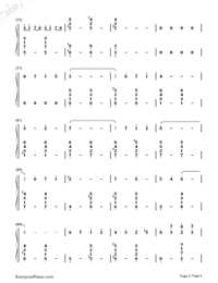 Ballade-ENCORE-Numbered-Musical-Notation-Preview-5