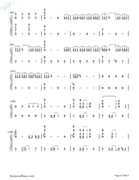 Ballade-ENCORE-Numbered-Musical-Notation-Preview-6