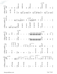 Ballade-ENCORE-Numbered-Musical-Notation-Preview-7