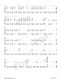 Lilac - Lei Tang-Numbered-Musical-Notation-Preview-4