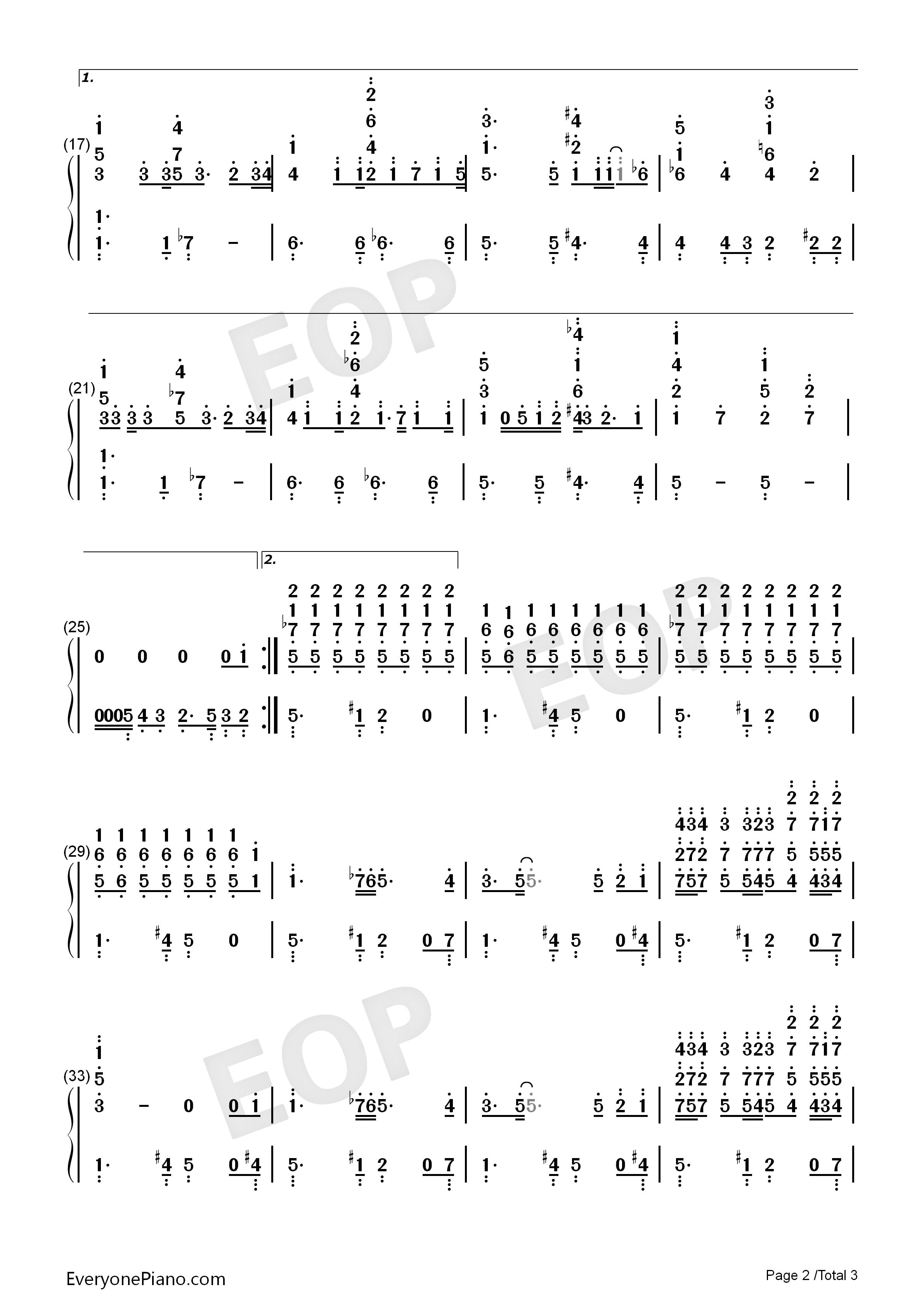 komm susser tod piano pdf