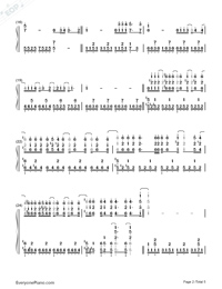 Every Breath You Take-Numbered-Musical-Notation-Preview-2