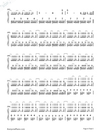 Every Breath You Take-Numbered-Musical-Notation-Preview-4
