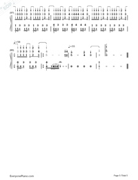 Every Breath You Take-Numbered-Musical-Notation-Preview-5