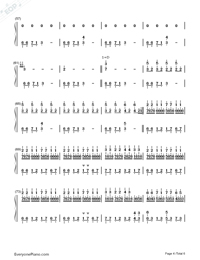 The Valley of the Wind-Numbered-Musical-Notation-Preview-4