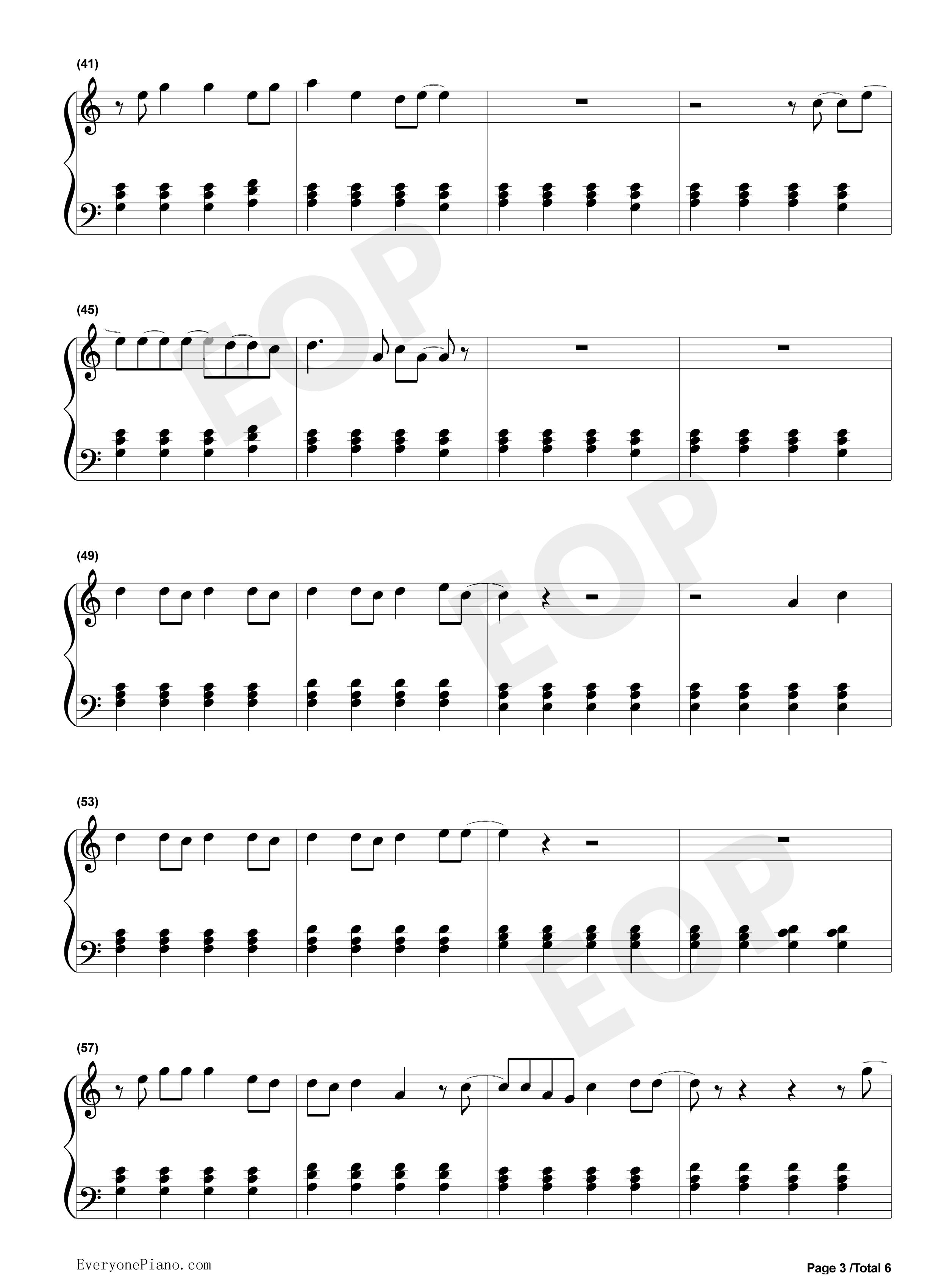 Stay rihanna mikky ekko stave preview 5 free piano sheet music stay rihanna mikky ekko stave preview 3 hexwebz Choice Image