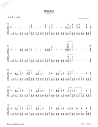 Flowers-Numbered-Musical-Notation-Preview-1