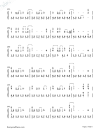 Flowers-Numbered-Musical-Notation-Preview-2