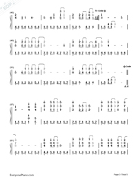 Flowers-Numbered-Musical-Notation-Preview-3