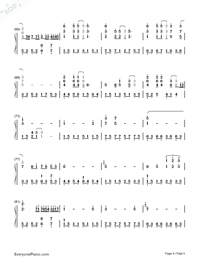 Flowers-Numbered-Musical-Notation-Preview-4