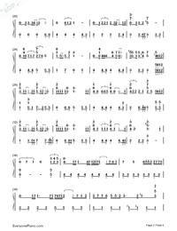 How Could I Forget You-Numbered-Musical-Notation-Preview-2