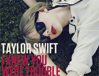 I Knew You Were Trouble-Taylor Swift