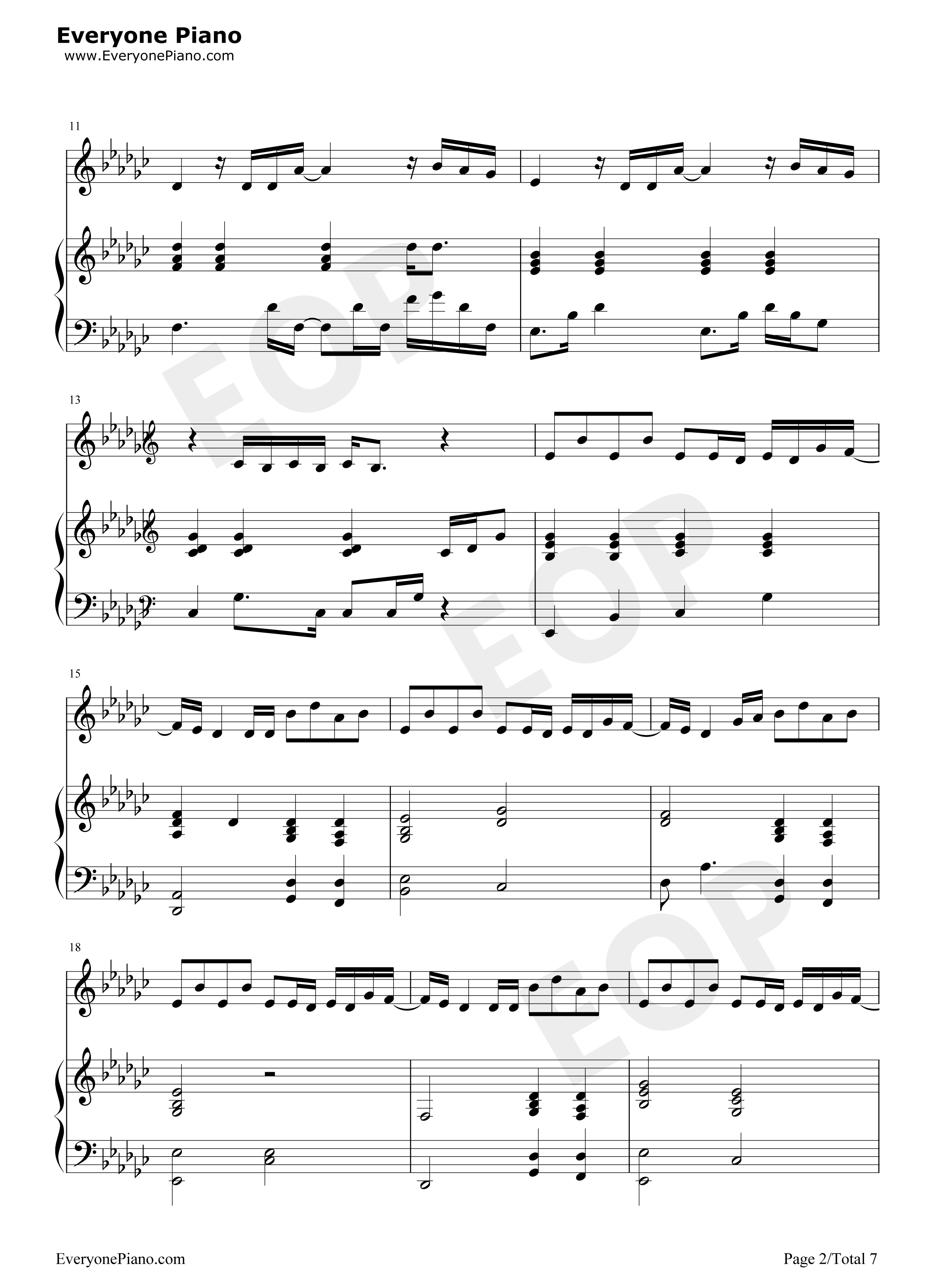 I knew you were trouble taylor swift stave preview 2 free piano listen now print sheet i knew you were trouble taylor swift stave preview 2 hexwebz Images