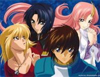 Door Of The Stars-Mobile Suit Gundam SEED