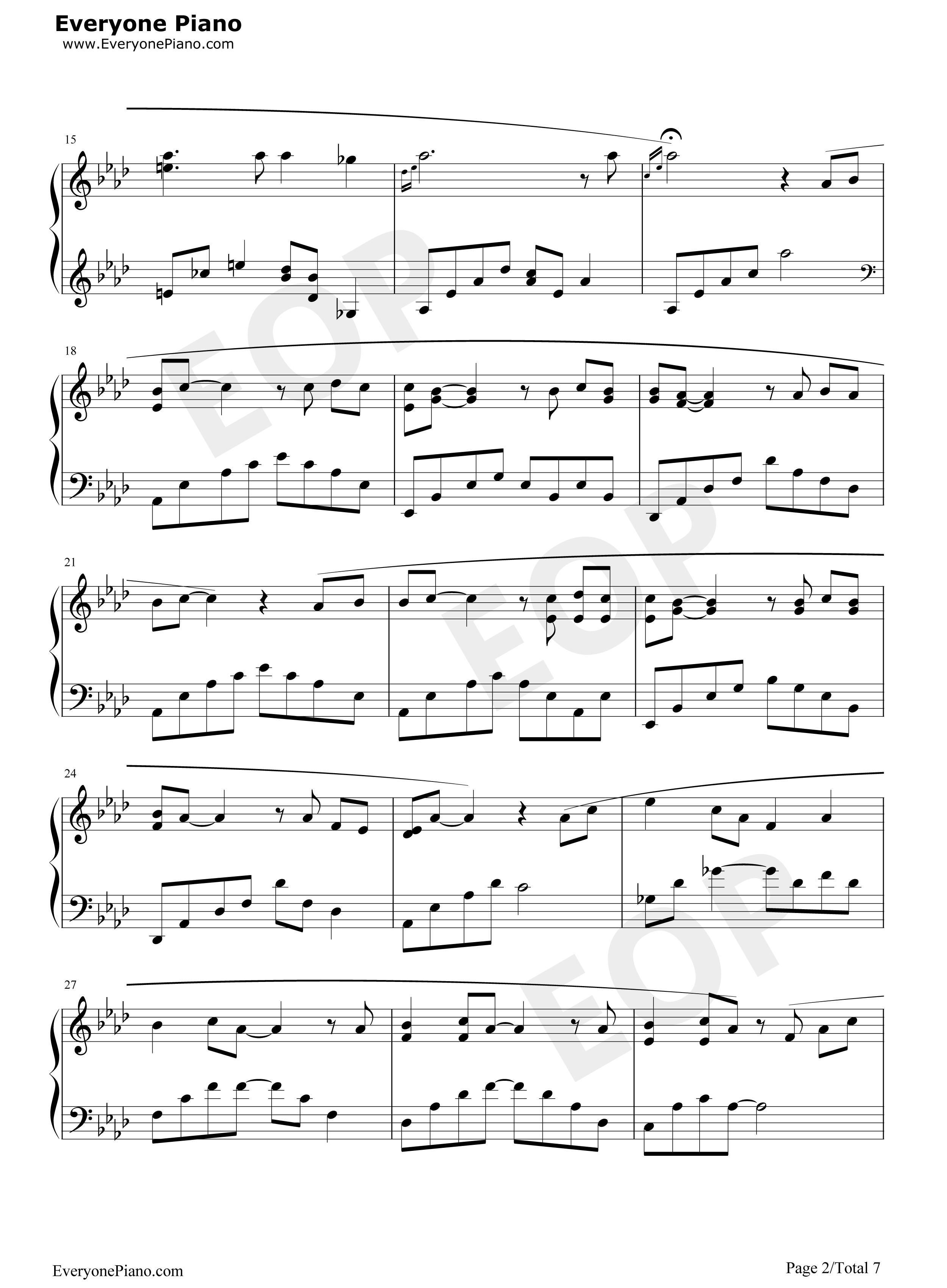blue skies piano sheet music pdf