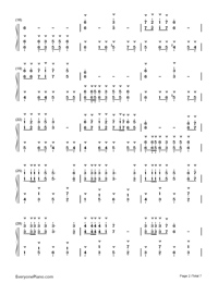Pleasures-Numbered-Musical-Notation-Preview-2