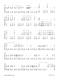 Pleasures-Numbered-Musical-Notation-Preview-3