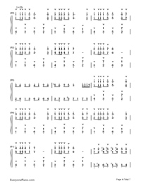 Pleasures-Numbered-Musical-Notation-Preview-4