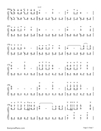 Pleasures-Numbered-Musical-Notation-Preview-5