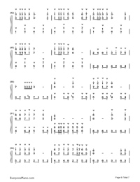 Pleasures-Numbered-Musical-Notation-Preview-6