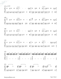 run away with me sheet music pdf