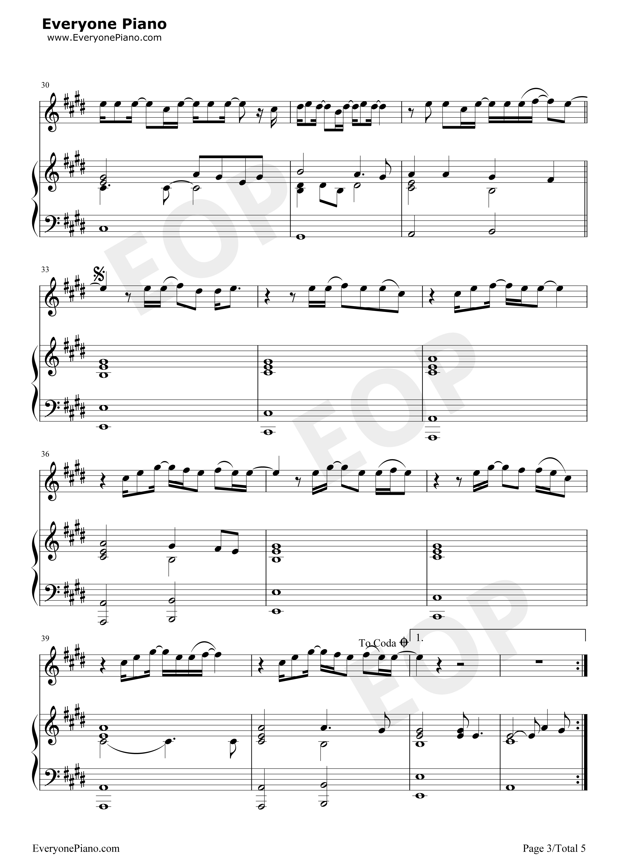 Goodbye my lover chord james blunt stave preview 3 free piano listen now print sheet goodbye my lover chord james blunt stave preview 3 hexwebz Image collections