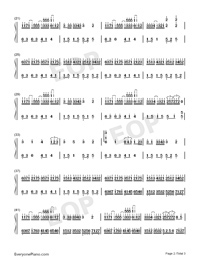 Jiggle-Original Music-Numbered-Musical-Notation-Preview-2