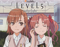 LEVEL 5 -judgelight--A Certain Scientific Railgun OP 2