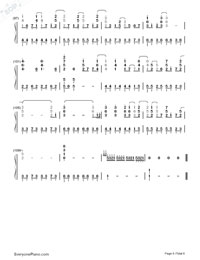 Start:Dash-Love Live! OST-Numbered-Musical-Notation-Preview-6