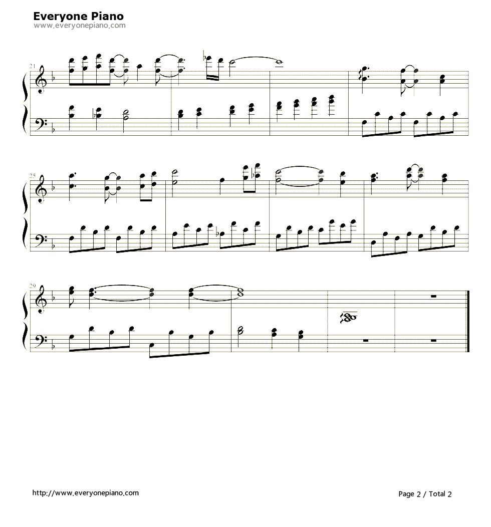 Cardcaptor Sakura OST Stave Preview 2