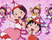 Odoru Pompokolin-Chibi Maruko-chan ED
