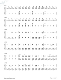 Ai Kotoba-Love Words-Numbered-Musical-Notation-Preview-5