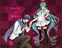 World is Mine-Hatsune Miku