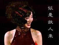 Like an Old Friend Arrives-Anita Mui