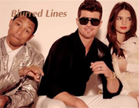 Blurred Lines-Robin Thicke