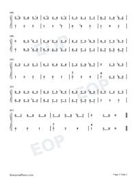 Minuet in G major-Beethoven Free Piano Sheet Music & Piano