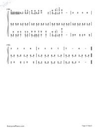 Senbonzakura Variation-Hatsune Miku-Numbered-Musical-Notation-Preview-8