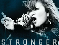 Stronger (What Doesn't Kill You)-Kelly Clarkson