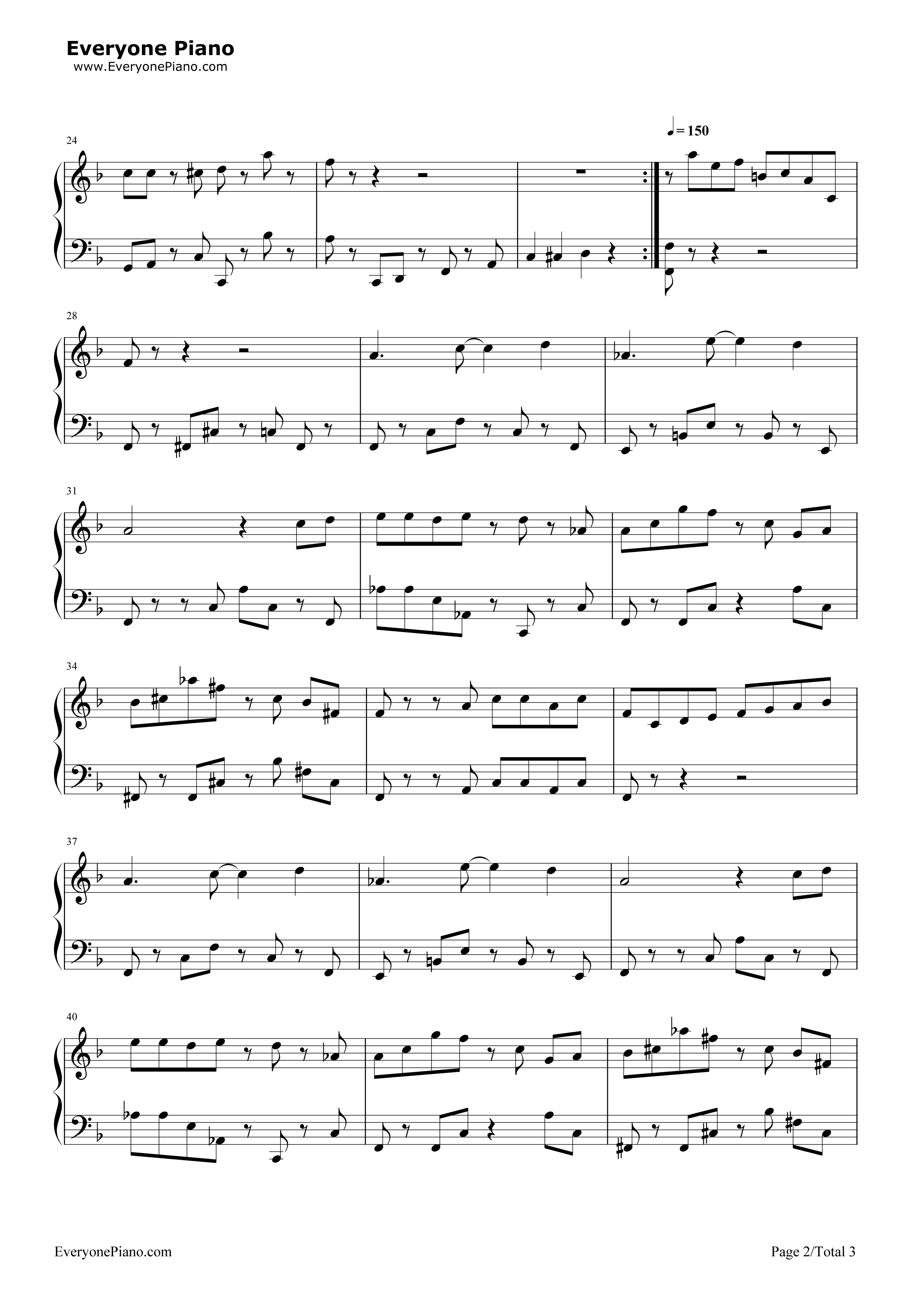Maplestory bgm stave preview 2 free piano sheet music piano chords listen now print sheet maplestory bgm stave preview 2 hexwebz Gallery