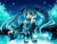 Hazy Moon-Hatsune Miku