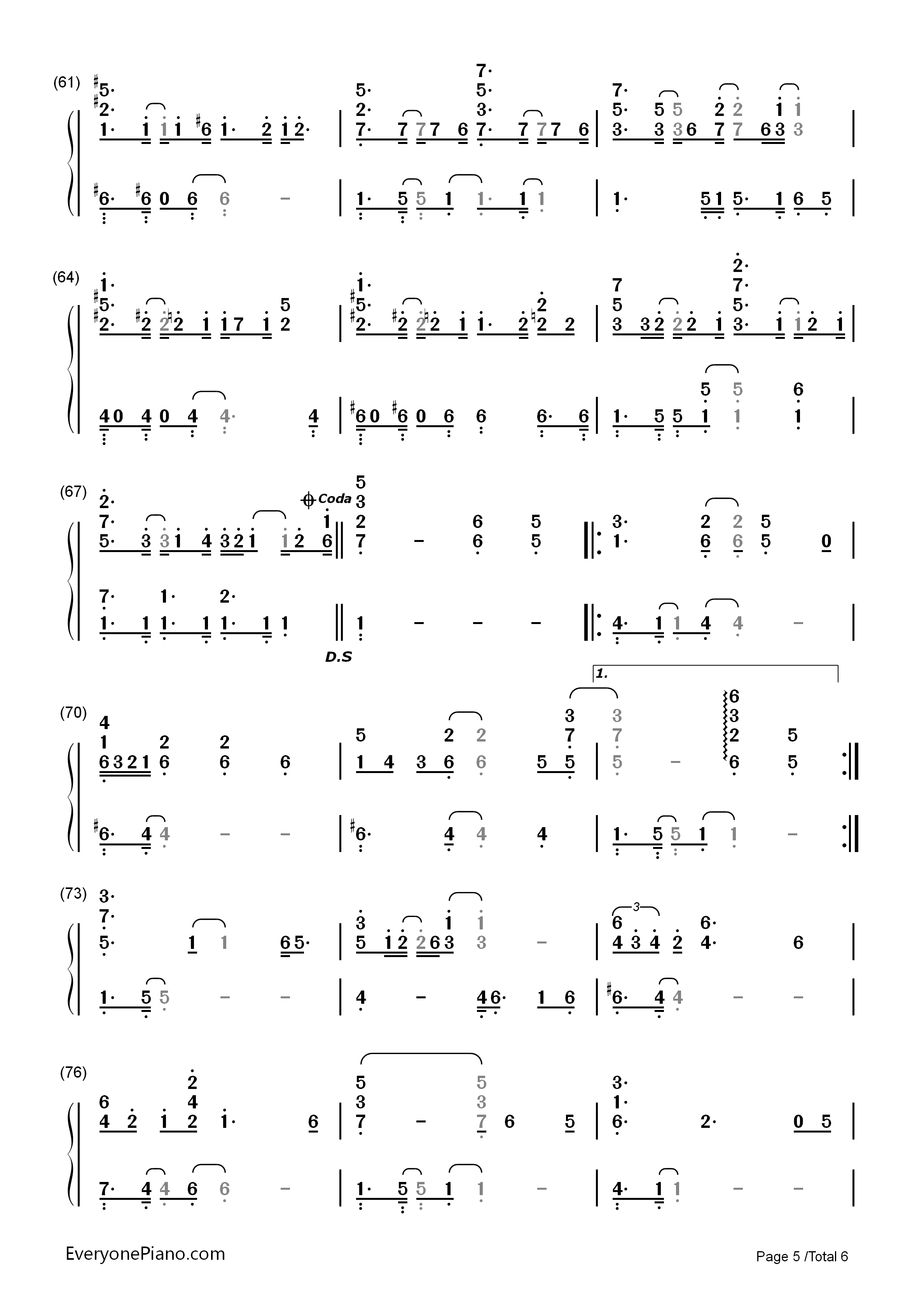 Ordinary people john legend numbered musical notation preview 5 listen now print sheet ordinary people john legend numbered musical notation preview 5 hexwebz Choice Image