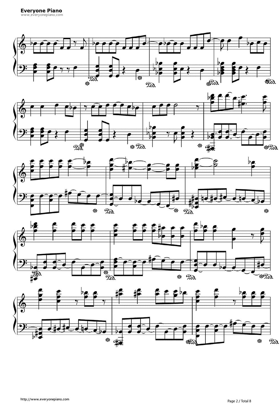 Cruise Florida Georgia Line Stave Preview 2 Free Piano